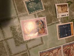 NICARAGUA ARTE  1 VALORE ! - Stamps