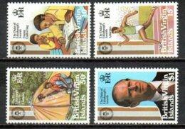 VIRGIN ISLAND 1981 ** - British Virgin Islands