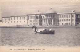QG - EGIPT - Alexandria - Ras-el-Tin Palace - Alexandrie