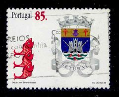 ! ! Portugal - 1998 Coat Of Arms - Af. 2519 - Used - 1910-... República