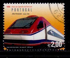 ! ! Portugal - 2006 Railway - Af. 3488 - Used - 1910-... République