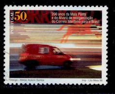 ! ! Portugal - 1999 Mail - Af. 2555 - Used - 1910-... República