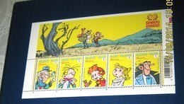 Blok 154** Robbedoes - Spirou - Bloc 154 Xx - Feuille MNH - 70 Jaar Robbedoes / 70 Ans Spirou - Pl 1 - Blocks & Kleinbögen 1962-....
