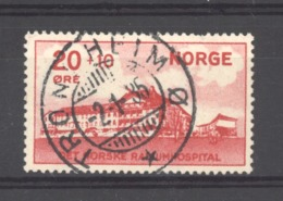Norvège  :  Yv   154  (o) - Gebraucht