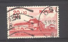 Norvège  :  Yv   154  (o)        ,   N3 - Gebraucht