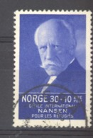 Norvège  :  Yv   167  (o) - Gebraucht
