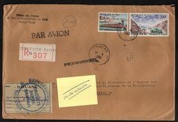 MALI 2 Enveloppe Cover BAMAKO 1968 Et 1981 - Mali (1959-...)
