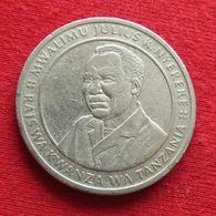 Tanzania 10 Shilling 1990 Tanzanie Wºº - Tansania