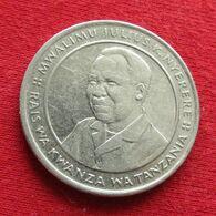 Tanzania 10 Shilling 1993 Tanzanie Wºº - Tansania
