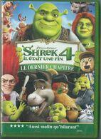 Dvd Shrek 4 Il Etait Une Fin - Cartoni Animati