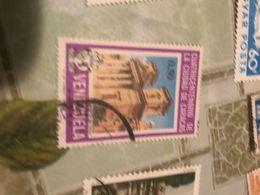 VENEZUELA EDIFICI 1 VALORE  ! - Stamps