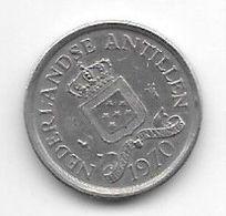 *netherlands Antilles 10 Cent  1970  Km 10  Xf+/ms60 - Antillen (Niederländische)