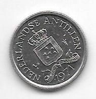 Netherlands Antilles 10 Cent  1971  Km 10  Bu/ms65 - Antillen (Niederländische)