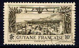 GUYANE - N°  A17°  -  VUE DE CAYENNE - Guyane Française (1886-1949)
