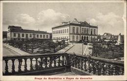 Cp Famalicão Portugal, Praca Da Republica E Pacos Do Concelho - Portugal