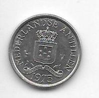 *netherlands Antilles 10 Cent  1975  Km 10  Xf+/ms60 - Antillen (Niederländische)