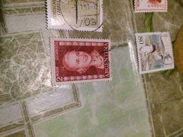 ARGENTINA EVITA ROSSO  1 VALORE  ! - Stamps