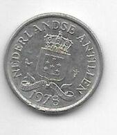 *netherlands Antilles 10 Cent  1978  Km 10  Unc/ms63 - Antillen (Niederländische)