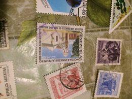 VENEZUELA LE CHIESE 1 VALORE  ! - Stamps
