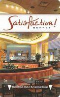 Hard Rock Casino - Biloxi, MS - Hotel Room Key Card - Hotel Keycards