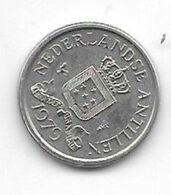 Netherlands Antilles 10 Cent  1979  Km 10  Bu/ms65 - Antillen (Niederländische)