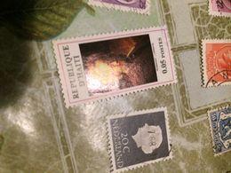 HAITI ARTE 1 VALORE ! - Stamps