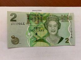 Fiji 2 Dollars Uncirc. Banknote 2011 - Fiji