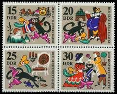 DDR ZUSAMMENDRUCK Nr 1428VB Postfrisch VIERERBLOCK X0FAEB6 - DDR