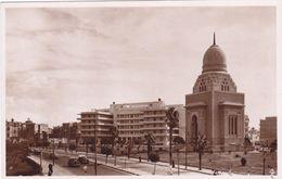 QG - EGIPT - Cairo - Malika Street And Ahmed Maher Mausolee - Le Caire