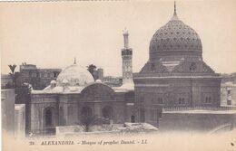 QG - EGIPT - Alexandria - Mosque Of Prophet Daniel - Alexandrie
