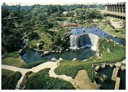 (G 11) Japan To Australia (with Stamp /1977 ) Otami Garden - Kyoto