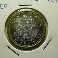 Bassas Da India 200 Francs 2012 - Monedas