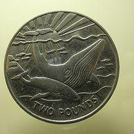 South Georgia & South Sandwich Islands 2 Pounds 2017 - Monedas