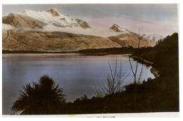 (G 14) New Zealand (older) Lake Wakitipu - Nouvelle-Zélande
