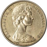 Monnaie, Australie, Elizabeth II, 10 Cents, 1968, TTB, Copper-nickel, KM:65 - Monnaie Décimale (1966-...)