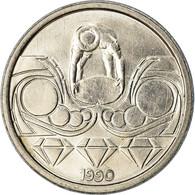 Monnaie, Brésil, 10 Centavos, 1990, SUP, Stainless Steel, KM:613 - Brazil