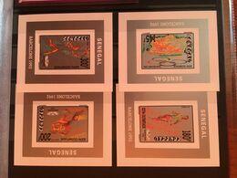 Senegal Olympic Barcelona Summer 1992 4 Blocks MNH** - Summer 1992: Barcelona