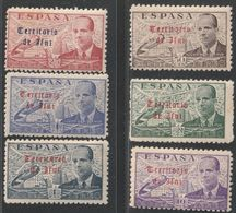 1949. * Edifil: IFNI 59/64 - Ifni