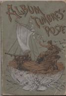 Ancien Album Illustré Pour Timbres-poste - Préimprimé (1000 Illustration & 2100 Cases) - Tous Pays Vers 1900 - 70 Pages - Francobolli