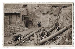 60 BEAUVAIS CARTE PHOTO LOT DE 2 CPA SCOUTS ECLAIREURS DE FRANCE CLAN DE LA ROSE DES VENTS 1937  4 SCANS - Scoutisme