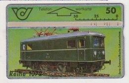 TK 25977 AUSTRIA - L&G Train - Eisenbahnen
