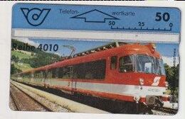 TK 25978 AUSTRIA - L&G Train - Eisenbahnen