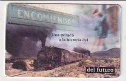 TK 25981 ARGENTINA - Chip Train - Trains