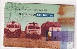 TK 25982 ARGENTINA - Chip Train - Trains