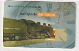 TK 25983 ARGENTINA - Chip Train - Trains