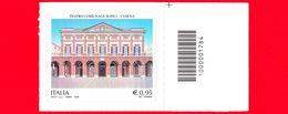 Nuovo - MNH - ITALIA - 2016 - Patrimonio - Teatro Comunale Bonci Di Cesena - 0,95 - Barre 1784 - Code-barres