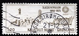 Greenland 1975  25 Years Sledge Patrol Sirius   Minr.95  ( Lot 2593 ) - Groenland