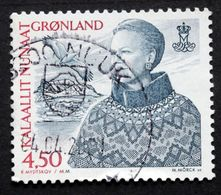 Greenland 2000   Minr.351  ( O ) ( Lot  D 2613   ) - Greenland