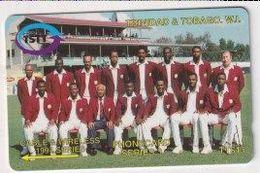 TK 25988 TRINIDAD & TOBAGO - 8CTTC... - Trinité & Tobago