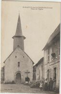 St.Martin-Ste-Caherine-Place De L'Eglise--(D.8116) - Other Municipalities